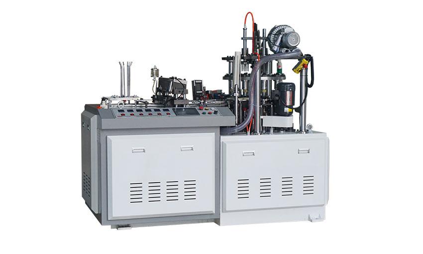 ZSZB-D全自动中速纸杯成型机