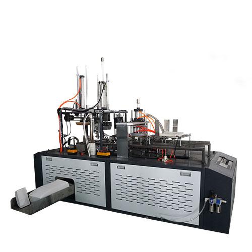 CHJ-D 60/120 全自动纸质餐盒成型机(机械式)
