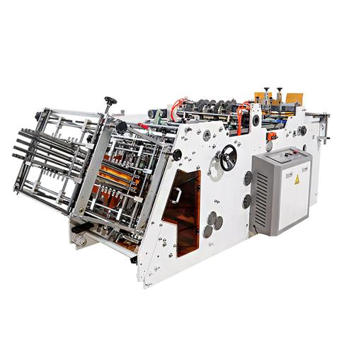 HBJ-D800自动立体纸盒机
